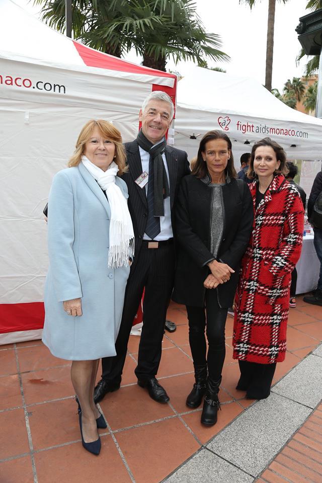 DÉPISTAGE DU VIH : 190 tests réalisés en une journée à Monaco !