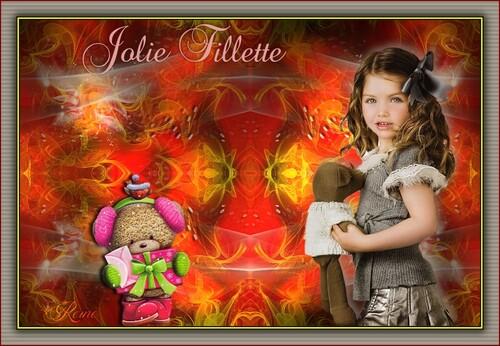 Jolie Fillette