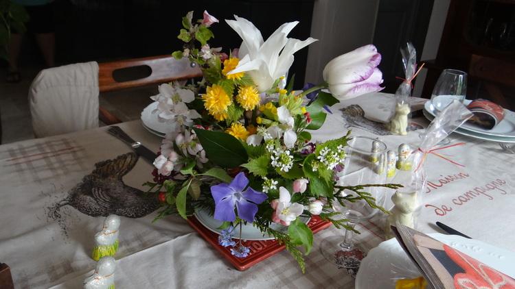 Dimanche de Pâques en famille (2)