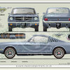 Ford Mustang 289 Fastback 1965-66
