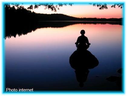 reflexion contemplation
