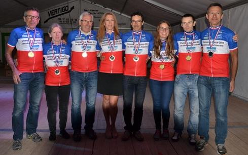 29ème Trophée de cyclisme - Langatte (57)