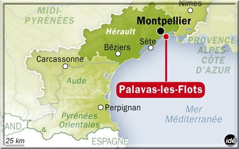 PALAVAS-LES-FLOTS