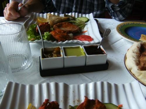 restaurant indien amiens
