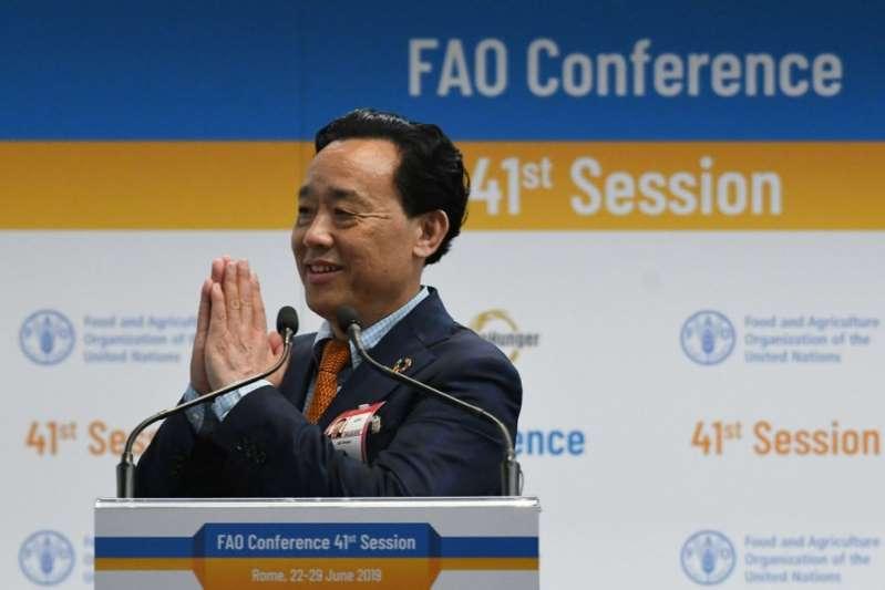 Lutte contre la faim dans le monde : un Chinois pour la première fois à la tête de la FAO