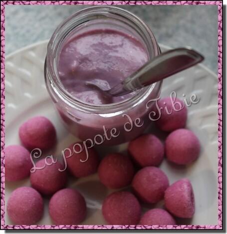Yaourt  0% Purpple Tagada