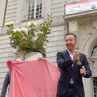 Les Journées de la Rose 2019 de l'abbaye de Chaalis...