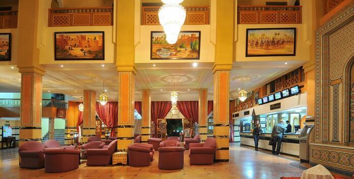 Diwane Hotel Marrakech 4*