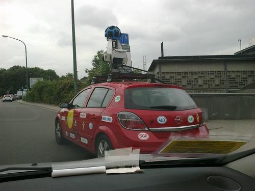 Google Map est de retour à Wolu1200 !!!