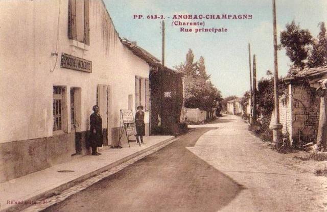 Blog de sylviebernard-art-bouteville : sylviebernard-art-bouteville, Angeac-Champagne