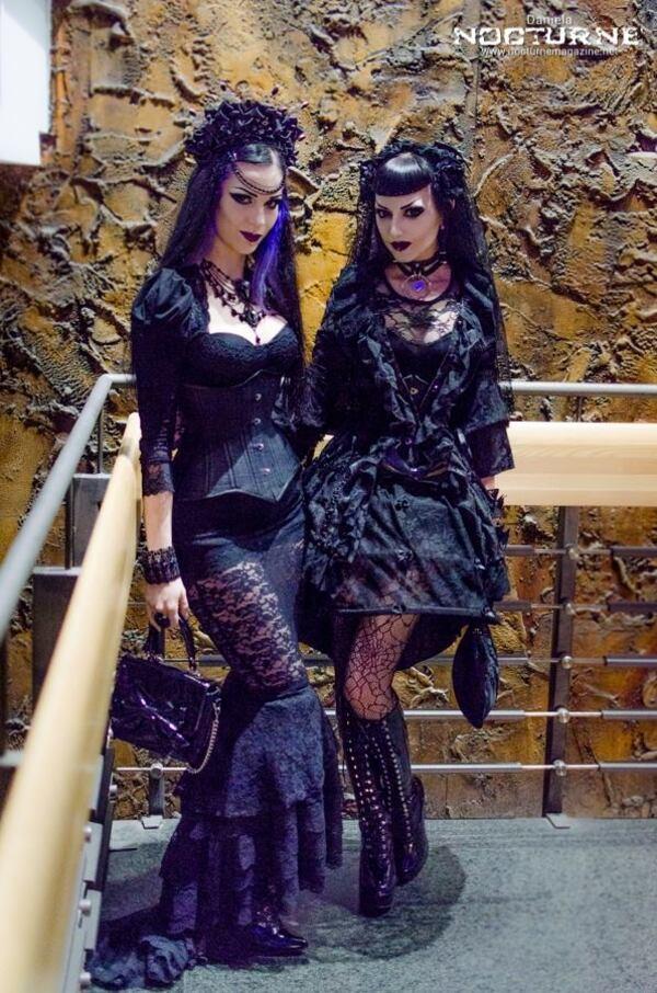 Les gothiques : quotidien & mentalité