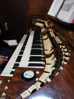 L'orgue Klais du Collège Saint-Augustin