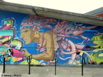 Toulouse, les couleurs du Mirail