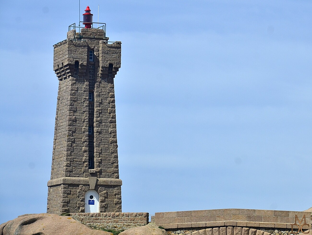 Phare de Ploumanach (Mean Ruz)
