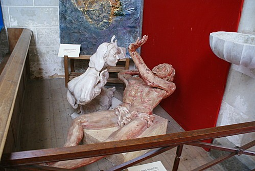 la descente de la croix