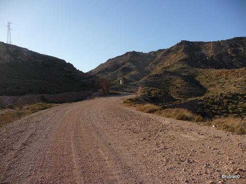 chemin de la mine d'Or