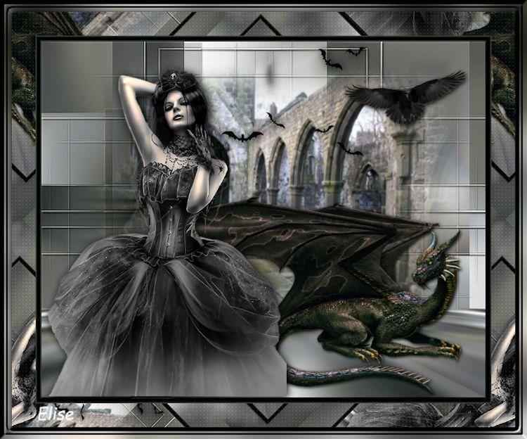 Une journée gothique