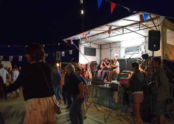Fest-noz à Guidel