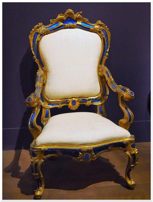 Eblouissante Venis, exposition au Grand Palais 02. Paris.
