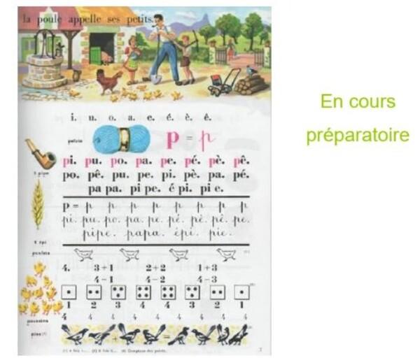 Les cours préparatoires