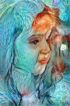 A la manière de Van Gogh