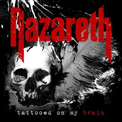 NAZARETH - Un nouvel extrait de l'album Tattooed On My Brain dévoilé