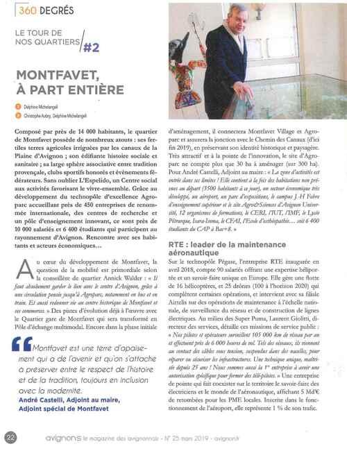 Magazine  avignon(s)