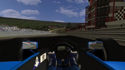 Team : Ligier Lamborghini - Lamborghini 3512 3.5L v12