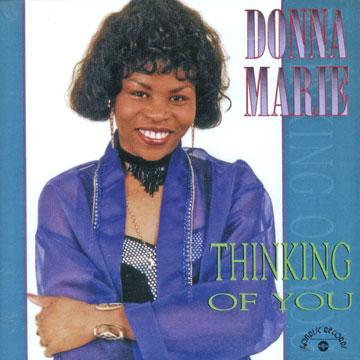 Donna Marie - Thinking Of You (1994) [Reggae]