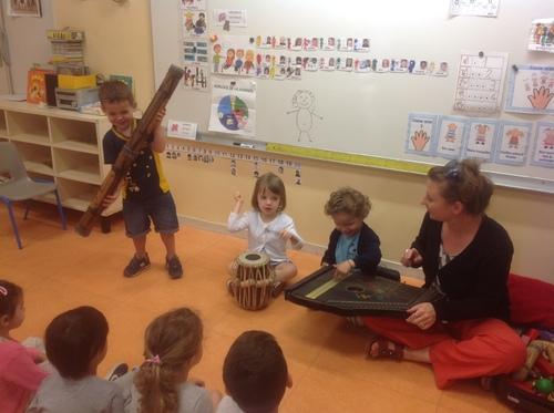 Voyage musical en Afrique