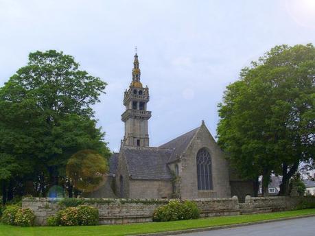 Chapelle Notre-Dame de Berven, monument historique