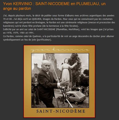 Yvon Kervinio - Photographe