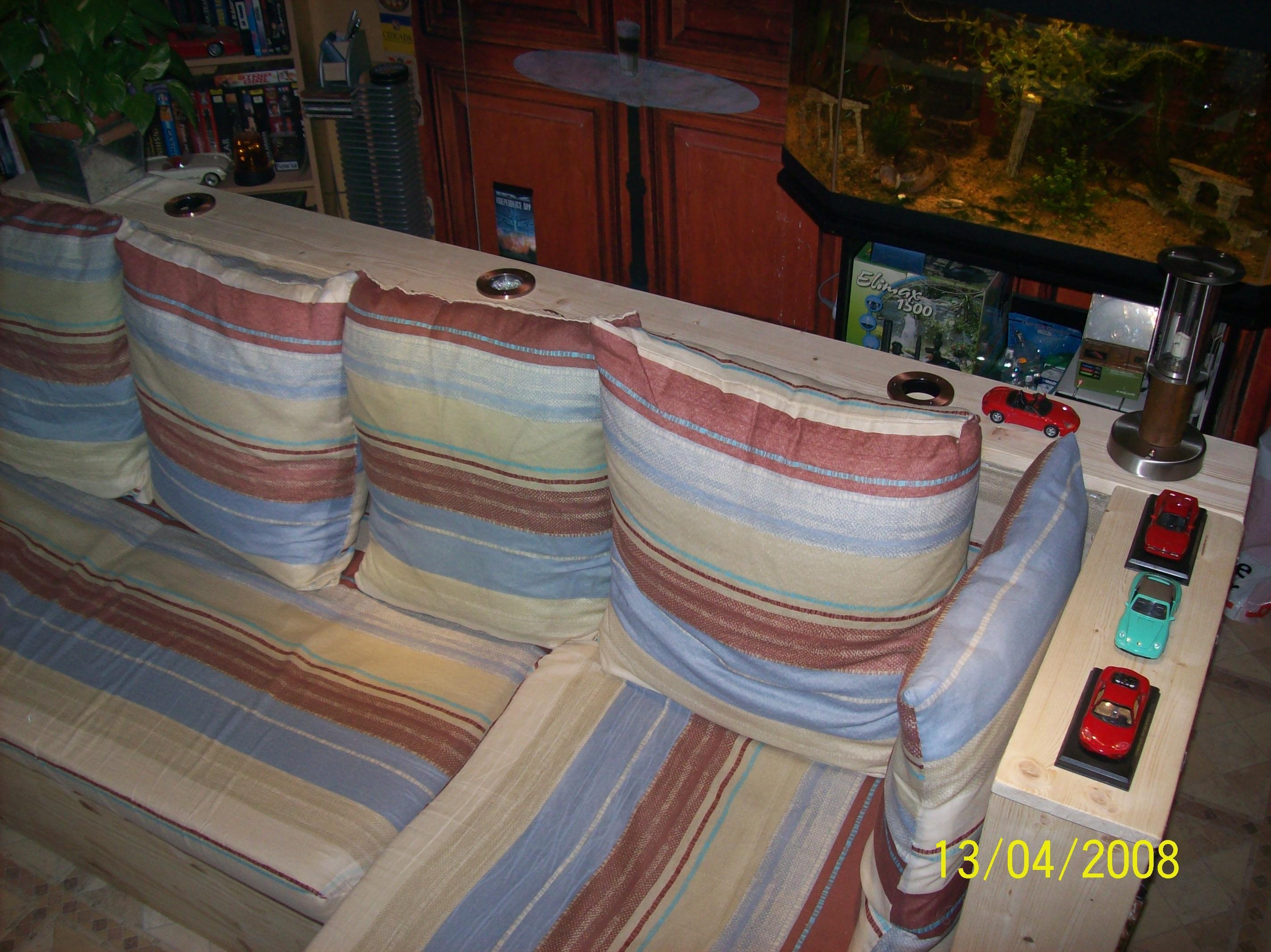 Fabriquer Un Canape D Angle