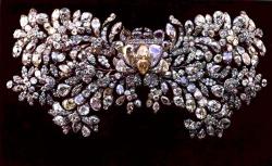 Bijoux de mariage de la Famille  ROMANOV