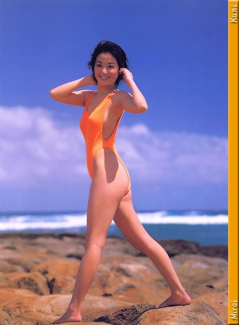 Model Collection : ( [KUNI Scan] - |vol.1| Mirai/未来 )