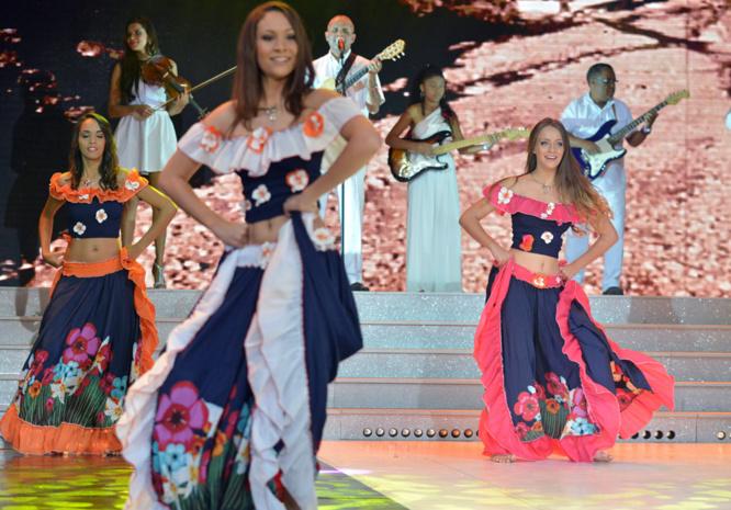 Miss Réunion 2015: Le grand show au théâtre Champ Fleuri