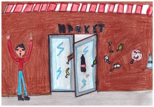 Le magasin magique