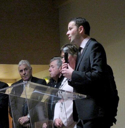 Les voeux du Président de la Communauté de Communes du Châtillonnais