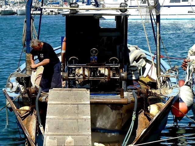 Le port de pêche de Toulon 4 Marc de Metz 2012