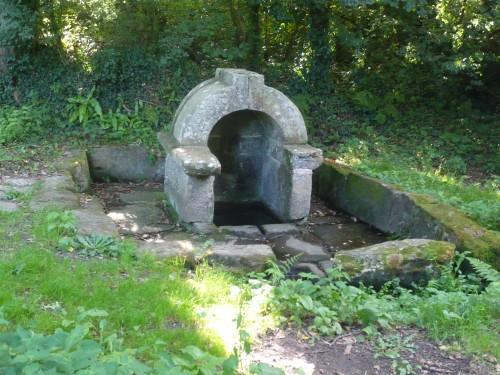 Fontaine de St-Samson
