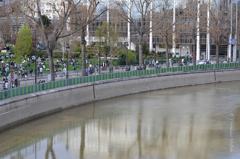 Canal Saint-Martin : L'eau coule à nouveau (2)