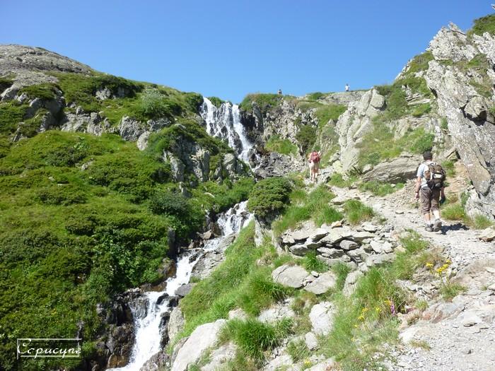 Pyrénées, la vallée d'Ossau : 2 -le tour des lacs d'Ayous