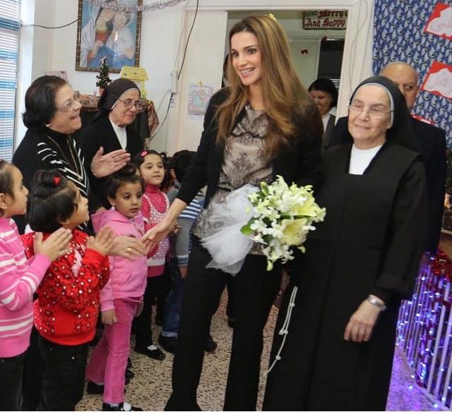 Rania et la société Saint Vincent de Paul