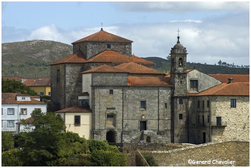 Santiago de Compostela - Couvent de Belvis.