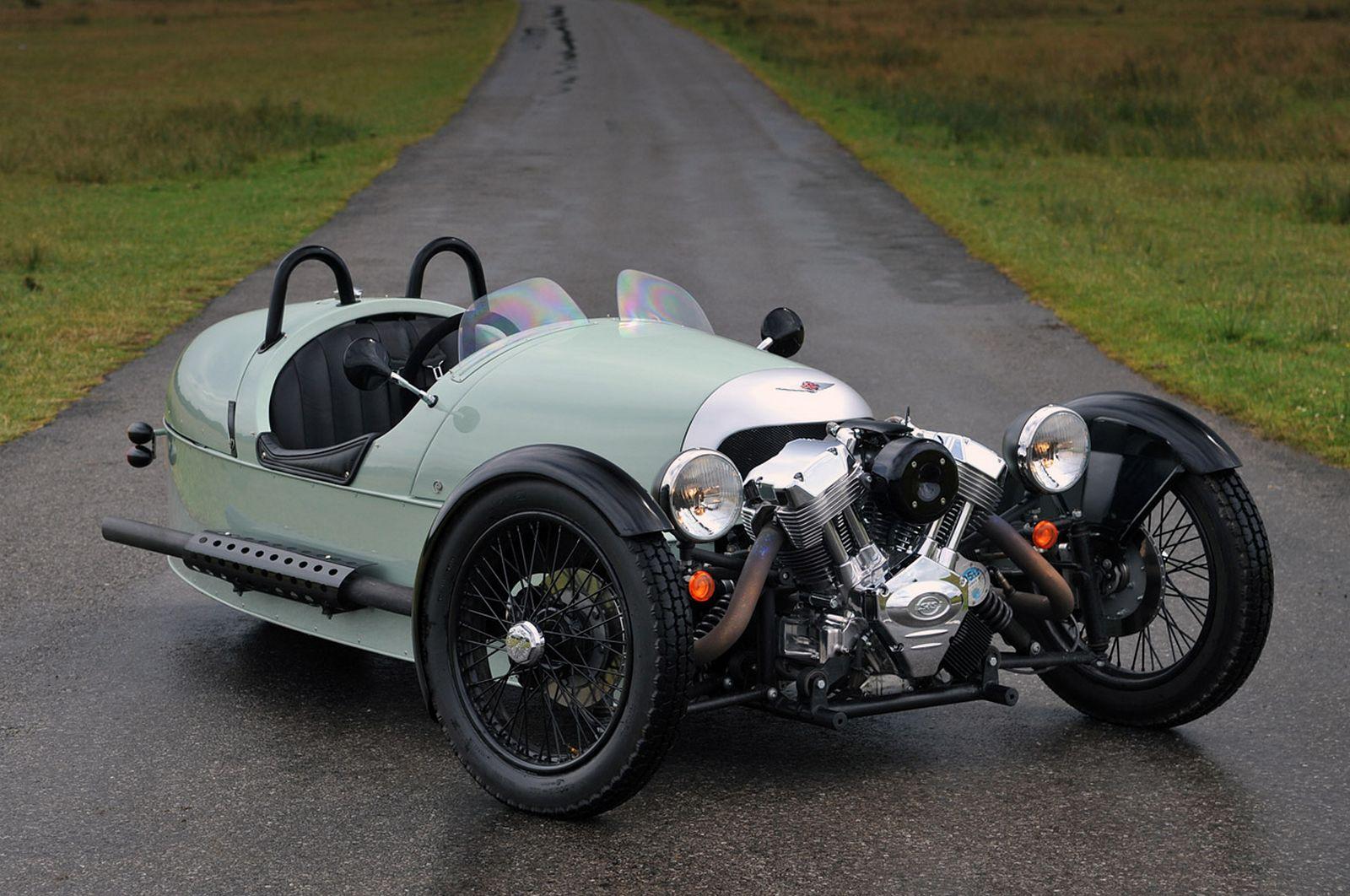 Morgan  Wheeler Pedal Car For Sale