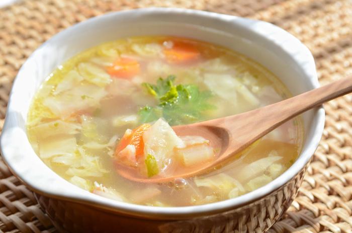 La Soupe Qui Prévient & Guérit - Grippe & Rhume - Découvrez La Recette !