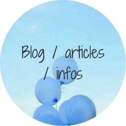 Blog / articles / infos