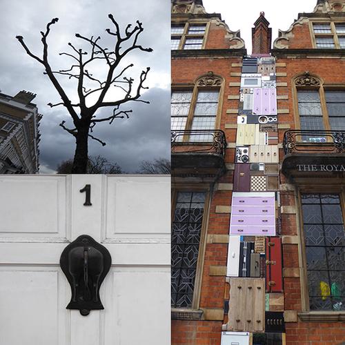 LONDRES : ET HOP - 1
