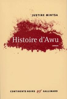 Histoire d'Awu Justine Mintsa bibliolingus blog livre