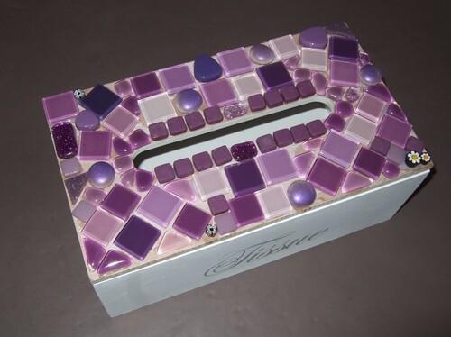 Pour Nadine... qui aime le violet